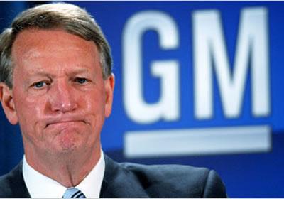 22 millones de dólares se le deben al ex presidente de GM