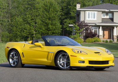 Chevrolet Corvette Grand Sport 2010: Primeras imágenes