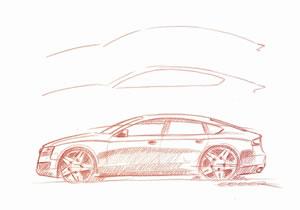 Audi A5 Sportback, llegará a Argentina en 2010
