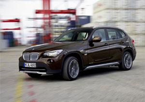 BMW X1: es oficial