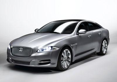 Jaguar XJ 2010: primeras imágenes