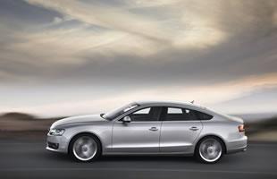 Audi A5 Sportback 2010: plato fuerte del centenario