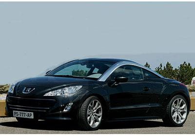 Peugeot RCZ : Imágenes exclusivas