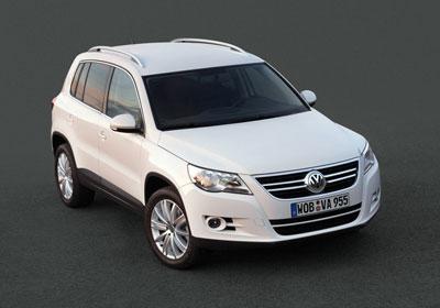 Volkswagen Tiguan: líder en seguridad