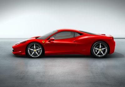 Ferrari 458 Italia: Primeras imágenes