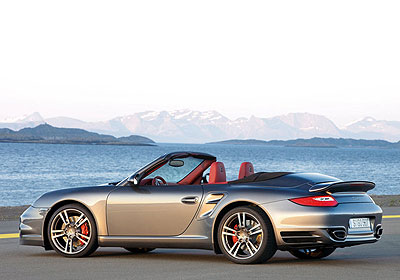Porsche 911 Turbo 2010: impresionante