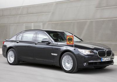 BMW Serie 7 High Security 2010: Blindado de fábrica