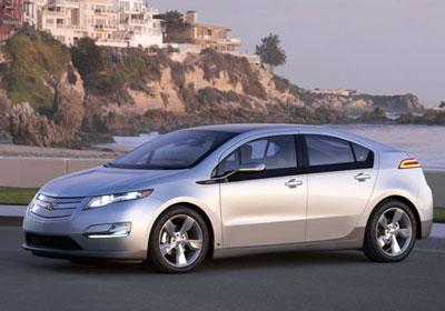 Chevrolet Volt: 98 kilómetros por litro