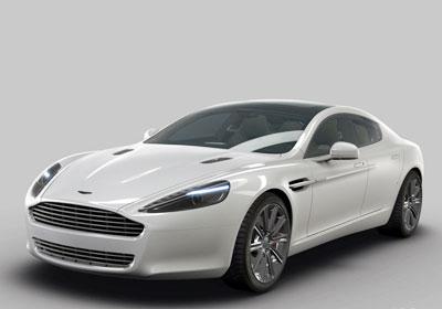 Aston Martin Rapide 2010: fotografías exclusivas