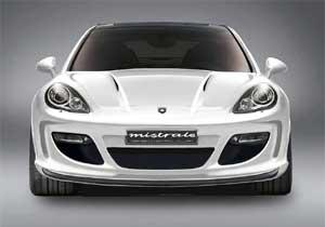 Porsche Panamera Mistrale por Gemballa