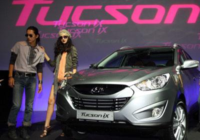 Hyundai ix35 2010: Conoce al sustituto del Tucson