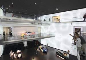 Museo BMW: un diseño fascinante