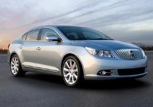 Buick LaCrosse recibe el premio Top Safety Pick