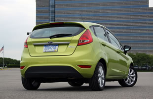 El nuevo Ford Fiesta Sedán y Hatchback 2011 debutará en el Salón de los Ángeles