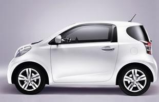 Toyota nombrado el fabricante más limpio de Inglaterra
