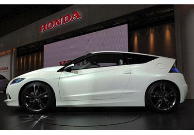 Honda CR-Z 2010: primer híbrido con cambio manual