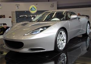 El chasis del Lotus Evora estará a la venta para otros fabricantes