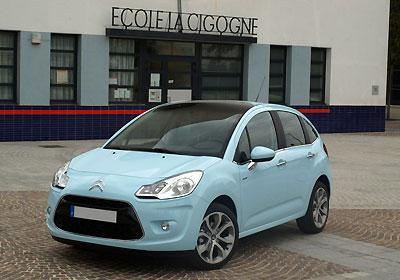 Citroën C3 2010: Imágenes exclusivas