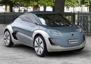 Renault Zoe Z.E. Concept el coche Spa