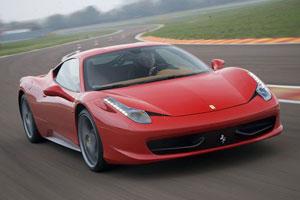 Ferrari 458 Italia: fotos en vivo