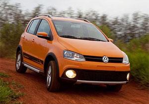 Nuevo VW CrossFox 2010