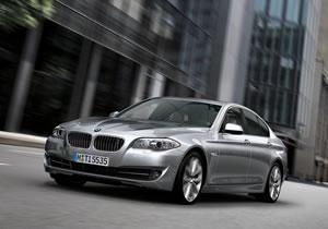 Se presenta el BMW Serie 5 2011