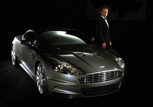 Los autos de James Bond