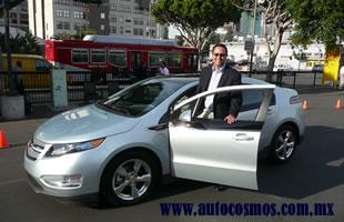 Manejamos el Chevrolet Volt 2011