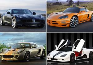 Los súper autos más ecológicos