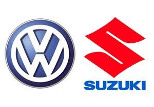 Volkswagen compra poco menos del 20% de Suzuki
