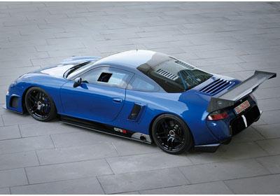 9FF GT9-R 2010: El auto más rápido del planeta