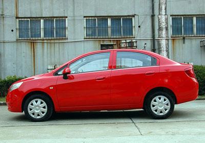 Chevrolet Sail: Anticipos del futuro Corsa Classic 2011