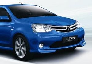Toyota Etios: un nuevo auto de bajo costo