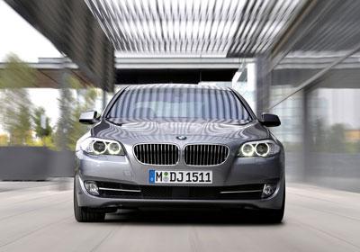BMW Serie 5 2011: Reinventando el lujo deportivo