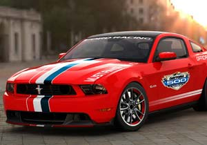 Ford Mustang GT Daytona 500 Pace Car