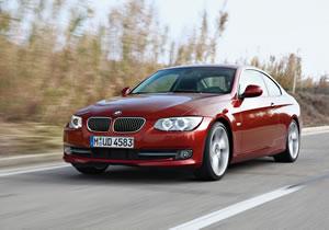 Se actualizan los BMW Serie 3 coupé y convertible para 2011