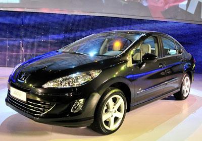 Peugeot 408: fotos exclusivas del lanzamiento