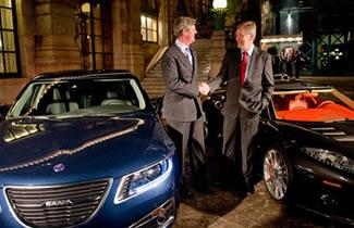 Spyker compra Saab