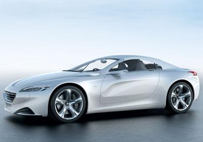 SR1 Concept: conmemora los 200 años de Peugeot
