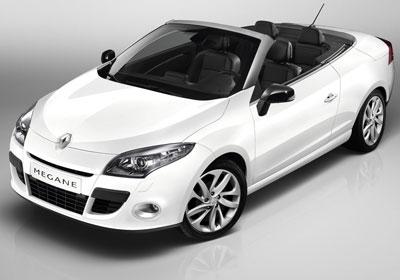 Renault Mégane lll Coupé Cabriolet 2011: Tocando el cielo