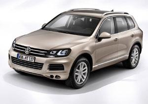 Se viene una nueva Volkswagen Touareg