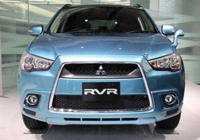 Mitsubishi ASX - RVR 2011: fotografías exclusivas