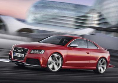 Audi RS 5 2011 : Poderoso Deportivo Coupé