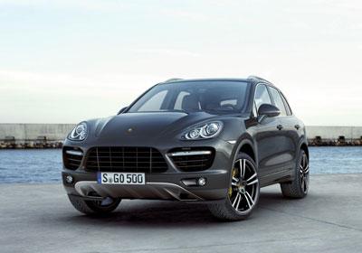 Porsche Cayenne 2011: nace la segunda generación