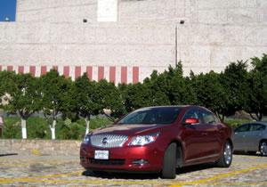 Buick LaCrosse 2010 llega a México