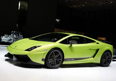 Lamborghini Gallardo LP 570-4 Superleggera 2011