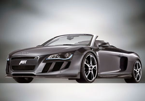 Tuning: Audi R8 Spyder por ABT Sportline