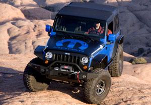 Mopar presenta 8 conceptos basados en Jeep y RAM
