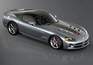 Dodge Viper 50 autos para su edición final
