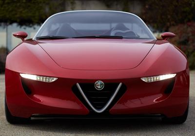 Alfa Romeo 2uettottanta By Pininfarina: Obra de Arte